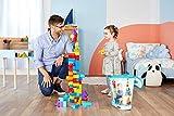 Mega Bloks - Juego de construcción de 60 piezas - bolsa ecológica clásica - juguetes...