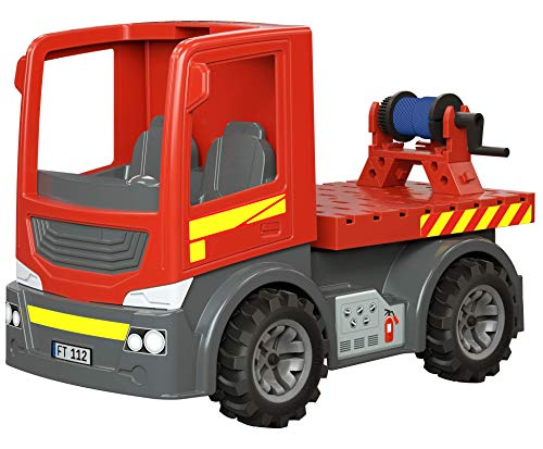 Fischertechnik Easy Starter Fire Trucks (554193) , color/modelo surtido