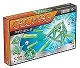 Geomag Classic Panels Juego de Construcción Educativo, 83 piezas (462), Multicolor