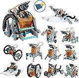 OFUN Juguete Robot Stem para niños, 12 in 1 Robots Kit de Ciencia Divertido Juego...