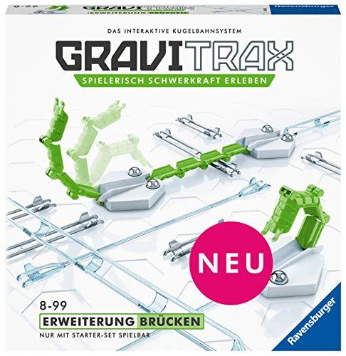 Ravensburger 26120 GraviTrax - Ampliación de Puentes para circuitos