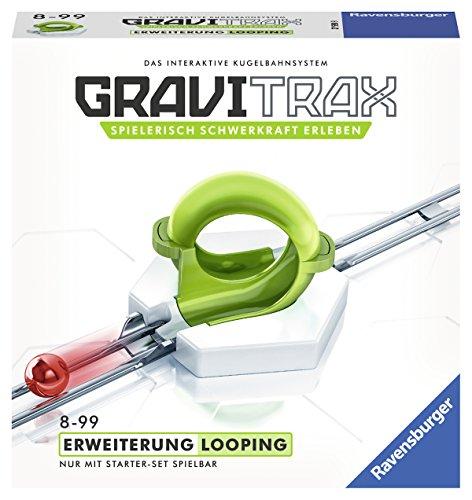 Ravensburger-4005556275939 GraviTrax: Juguete de construcción en looping, Multicolor...