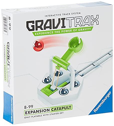 Ravensburger 27603 Gravitrax Catapulta, Accesorio, 8+ Años, Juego Lógico-Creativo, Juego...