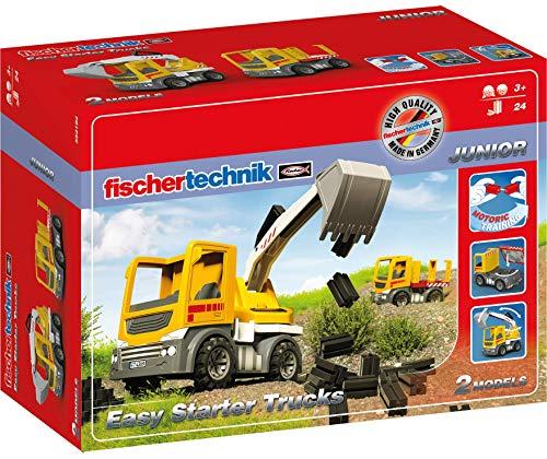 Fischertechnik Easy Starter Trucks (554194) , color/modelo surtido