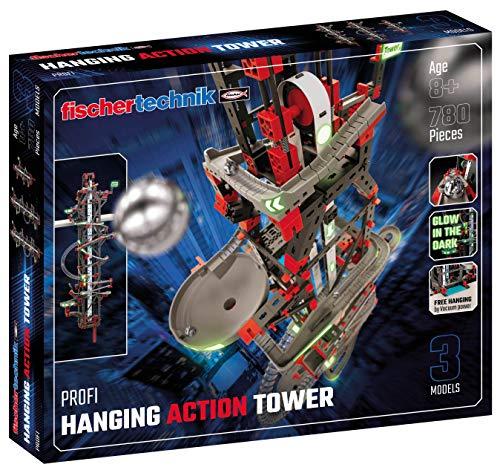 fischertechnik- Hanging Action Tower Construcción (554460)