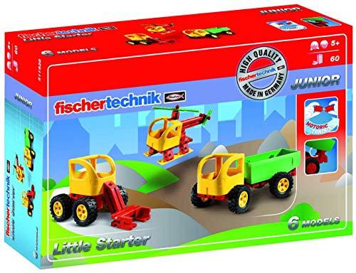 Fischertechnik Little Starter – Divertido y Educativo Juego de Construcción de...