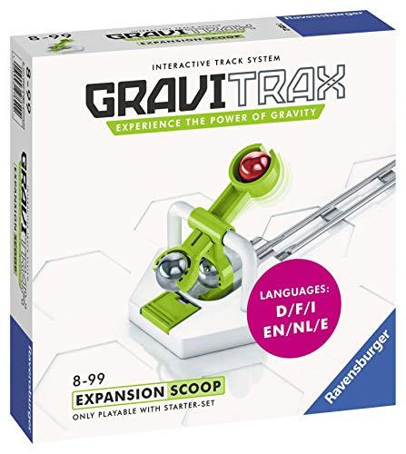 Ravensburger 27620 GraviTrax Cascada Accesorio, 8+, Juego Lógico-Creativo, Juego STEM