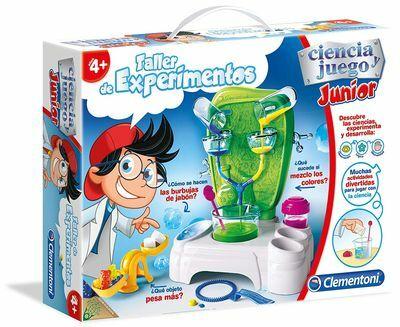 Los mejores juguetes científicos 2