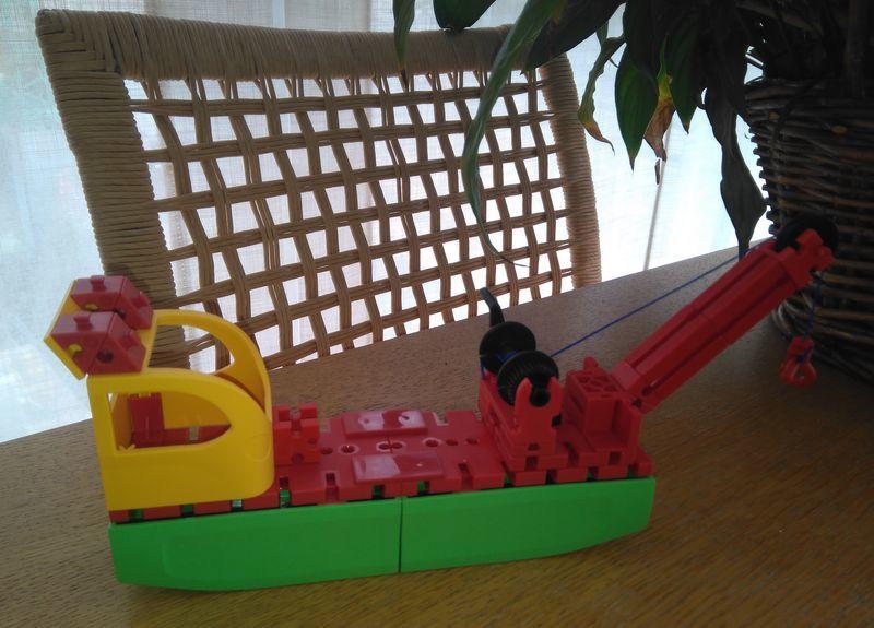 Barco fischertechnik